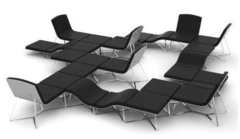 Modular, Modern U0026 Minimalist Convertible Sofa Design