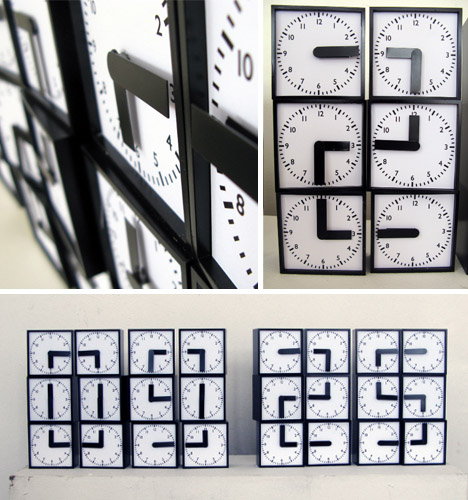 digital-and-analog-combined-clock