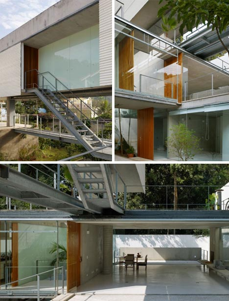 lofted-modern-metal-home