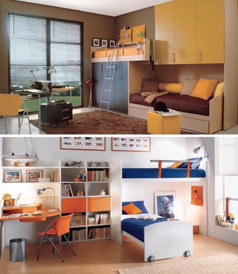 playful-interactive-childrens-bedroom