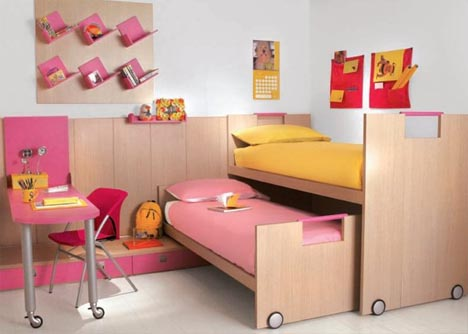 Spectacular Playful Transforming Kids Bedroom
