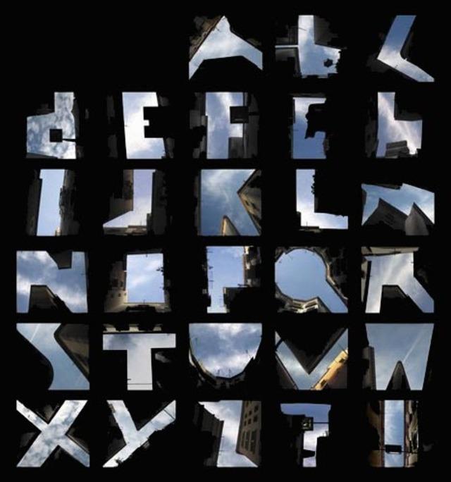 10 Real Life Physical Fonts Designs Ideas On Dornob