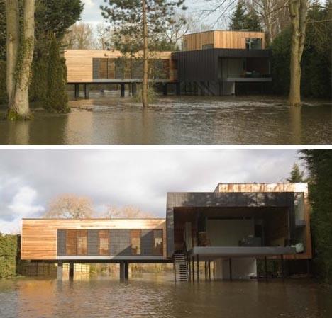 ultra-modern-wood-metal-lake-house