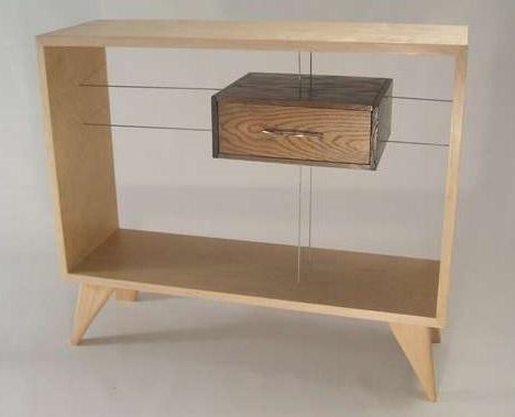 Creative Custom Curved Wooden Bookcases U0026 Dressers