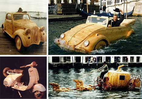 wooden-floating-art-car-designs