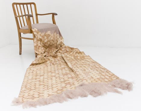 Wood Textiles Creative But Confusing Wooden Carpets