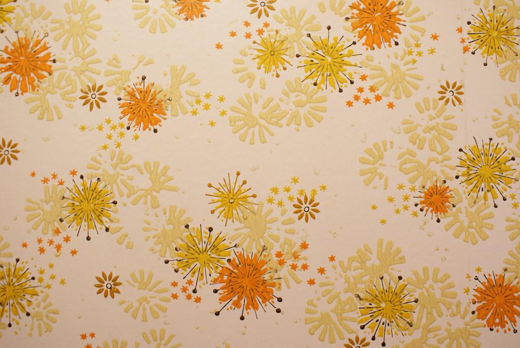 Fun Vintage Wallpaper Designs Designs Ideas On Dornob