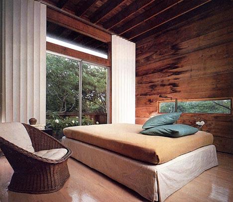 all wood rustic modern interior