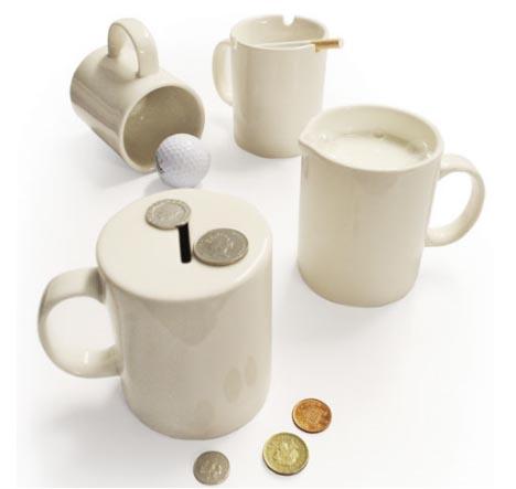 alternative functional mug collection