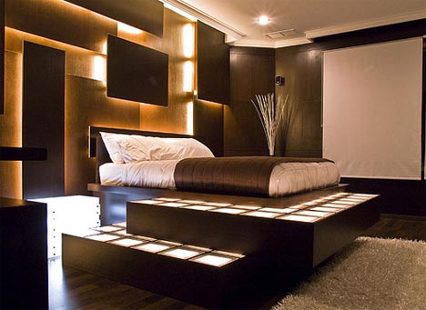Interior Designs For Bedrooms Enchanting Bedroom Designs Modern Interior Design Ideas & Photos Review
