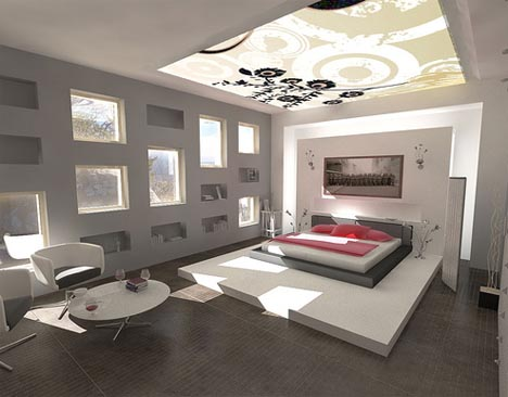 Bedroom Designs: Modern Interior Design Ideas U0026 Photos