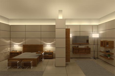 Bedroom Designs Ultramodern