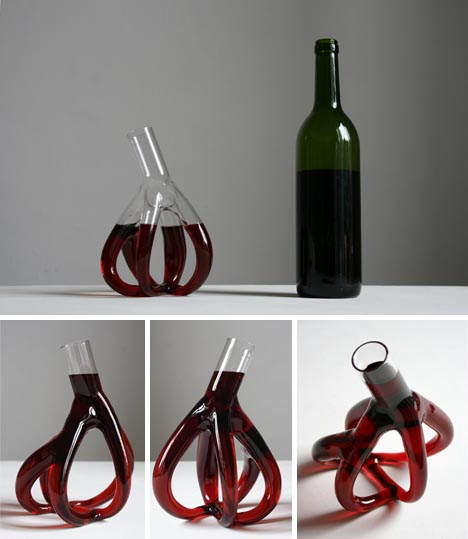creatie wine glasses set