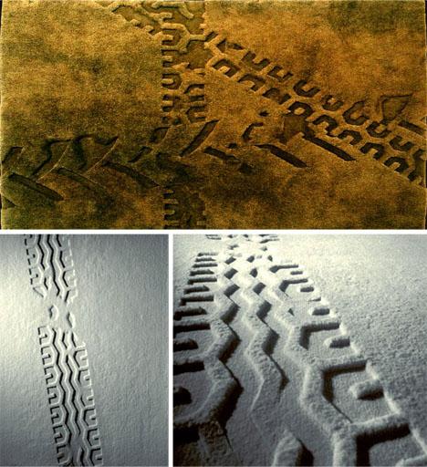 creative imprinted rug ideas