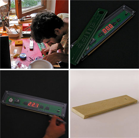 digital ruler product design