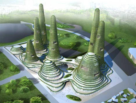 future green city design