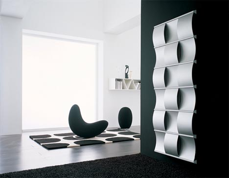 Artistic Home Heating Creative Modern Radiator Designs