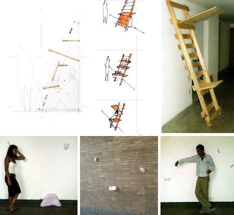 interactive urban art walls