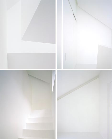 Minimalist modern interior design