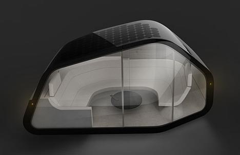 modern mobile home design