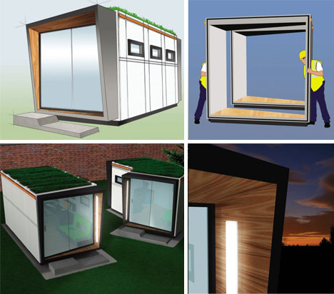 modular office interior design