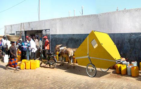 Portable Emergency Housing Idea
