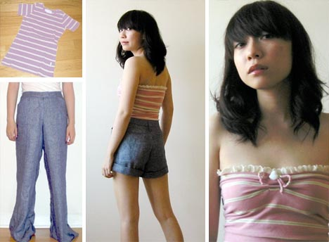recycled urban clothing design - Clothing Design Ideas