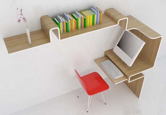Space Saving Home Office Furniture Impressive Alluring 10 Space Saving Office Furniture Inspiration Of Space Inspiration