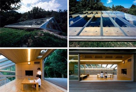 stone passive energy home
