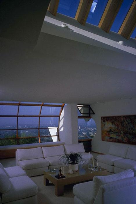 strange modern interior design