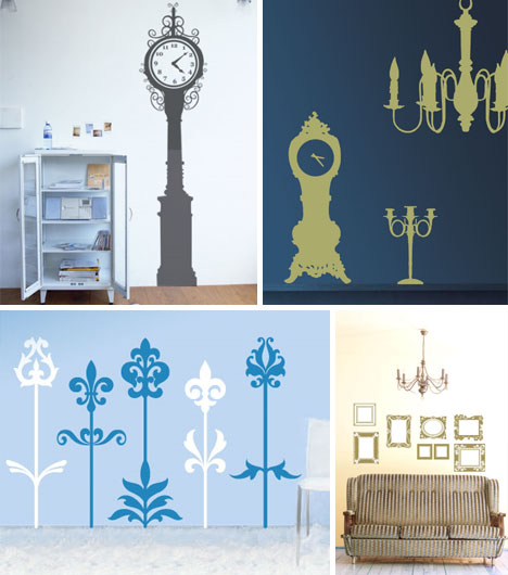 DIY Decor Removable Decorative Vinyl Wall Stickers