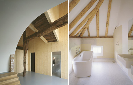 Bjarne Mastenbroek converted farmhouse 4