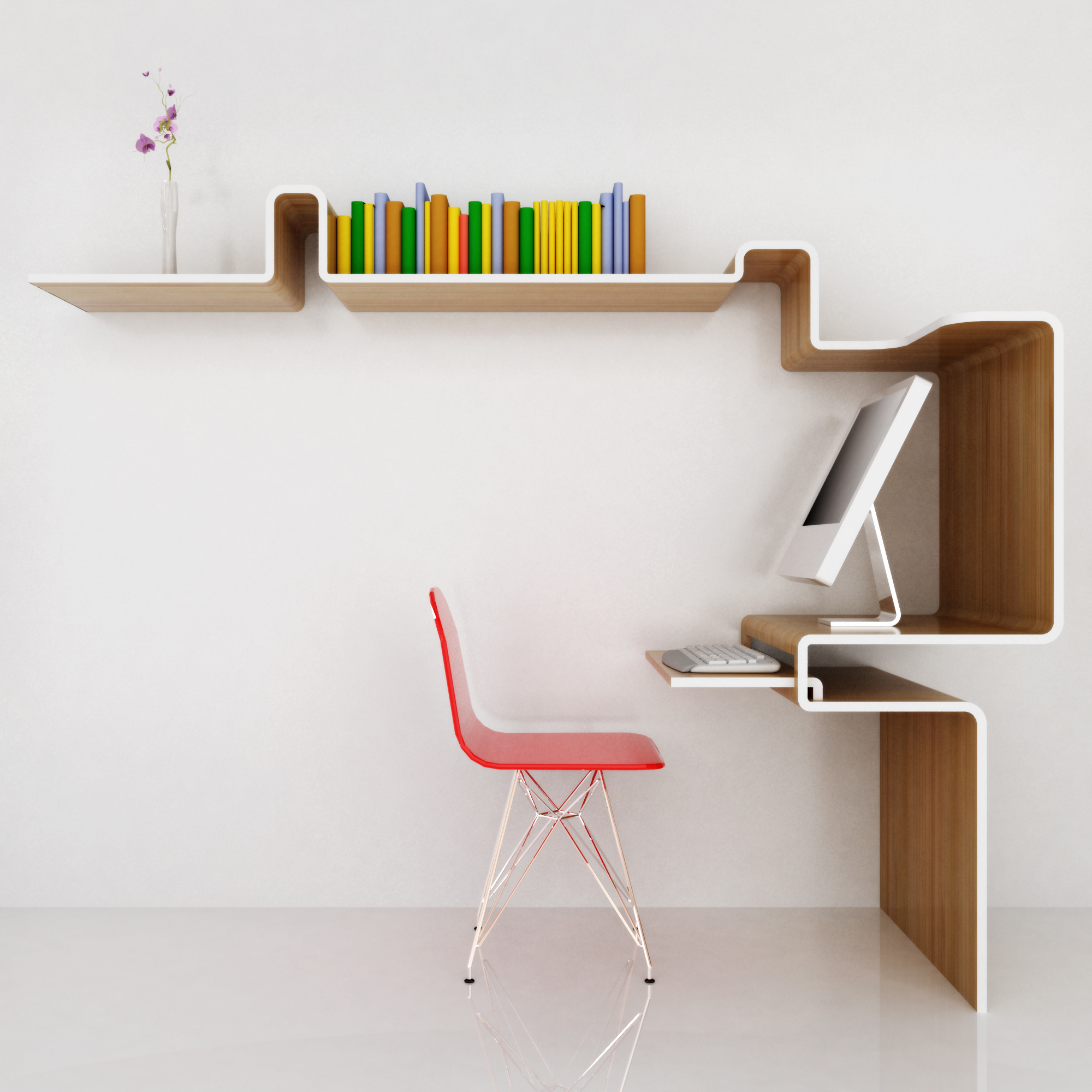 Small Bookshelf Ideas Apartments