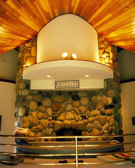 Robert Harvey Oshatz snow clam house in mt crested butte colorado 5