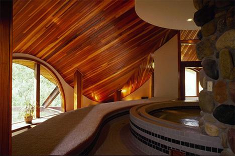 Robert Harvey Oshatz snow clam house in mt crested butte colorado 6