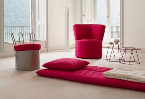 Chair Bed Cushion Design