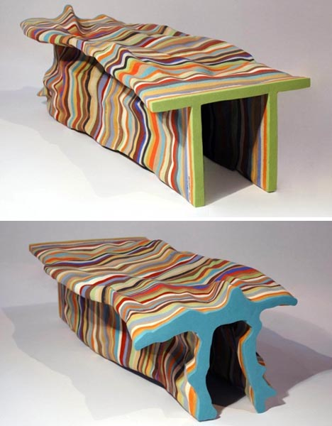 Colorful Decor Designer Art Furniture To Be Continued Designs
