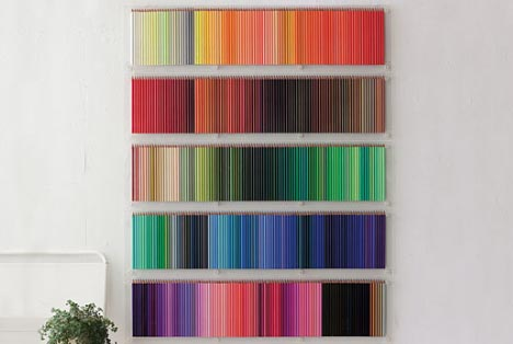 500 Distinct Colors Stunning Set Of Artistic Color