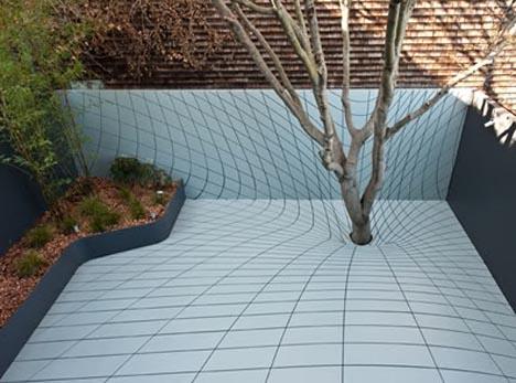 creative deck design pattern