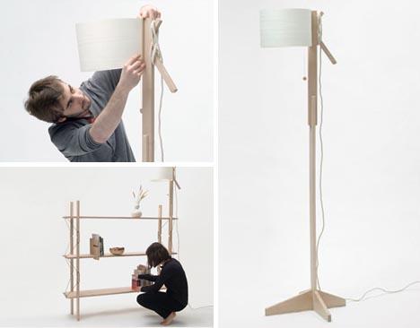 diy custom lamp design