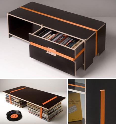 diy tension strap furniture