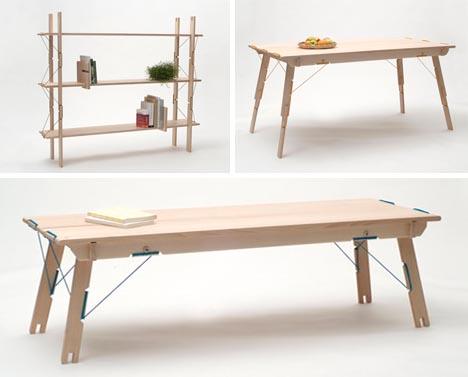 Modular Wood Furniture Craft Your Own Custom Designs