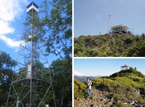 fire tower historic designs