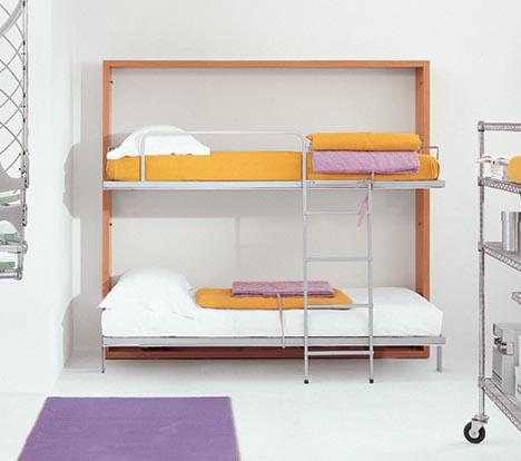 Fold Out Murphy Bunk Beds Designs Ideas On Dornob