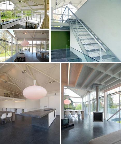 greenhouse interior design