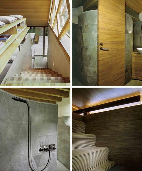 guest home sauna spa