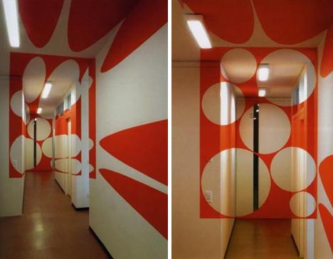 Interior Wall Painting Illusions