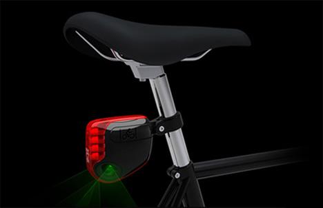 lightlane laser bike lane 3
