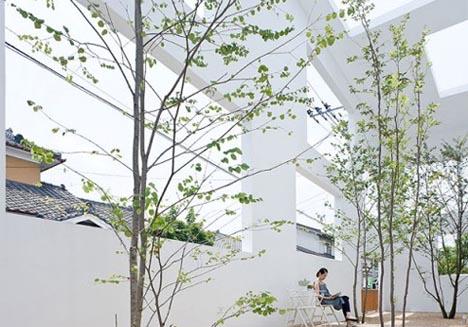 miminalist garden architecture