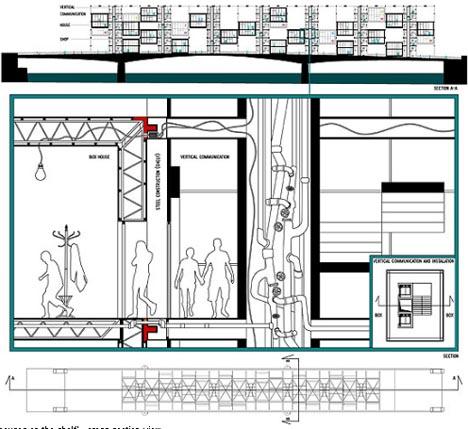 modular bridge housing idea